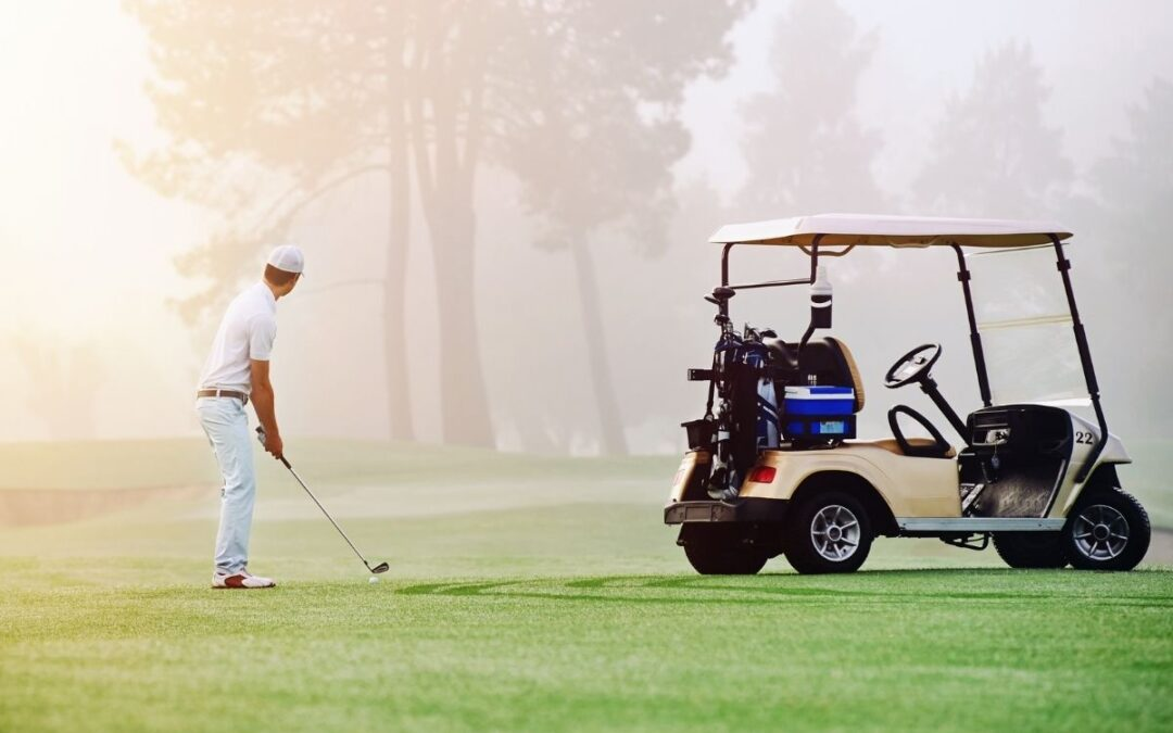 8 of the most Important Golf Cart Accessories!